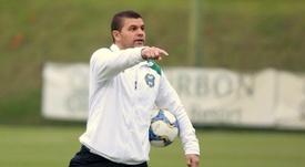Umberto Louzer dijo adiós a Coritiba tras seis meses al frente del equipo. Coritiba