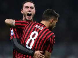 Milan veut piocher à Arsenal. Twitter/acmilan