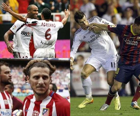 Real Madrid, Barça, Atlético et Séville en font partie. BeSoccer/EFE
