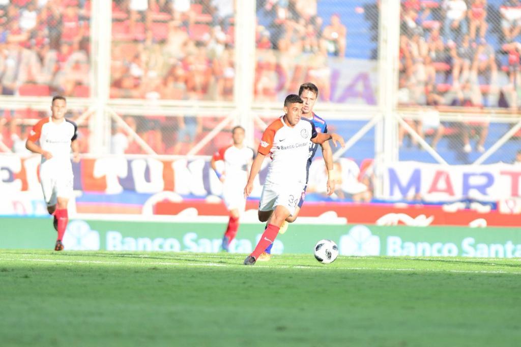 San Lorenzo igualó con Unión y no levanta