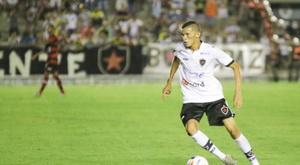 Botafogo cayó ante Sao Francisco contra todo pronóstico. BotafogoPB