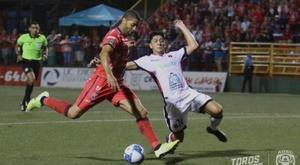 San Carlos y Alajuelense firman un primer combate nulo. ADSanCarlos