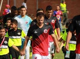 Los dirigentes y cuerpo técnico han tomado la decisión de jugar en Zipaquirá. CucutaDeportivo