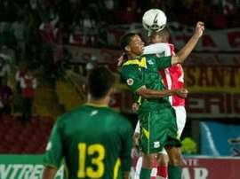 Deportes Quindío peleará por seguir mandando en el cuadrangular. EFE/Archivo
