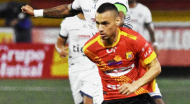 Empate entre Herediano y Guadalupe. Twitter/CSherediano1921