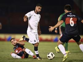 Independiente empató ante Tigre. Independiente