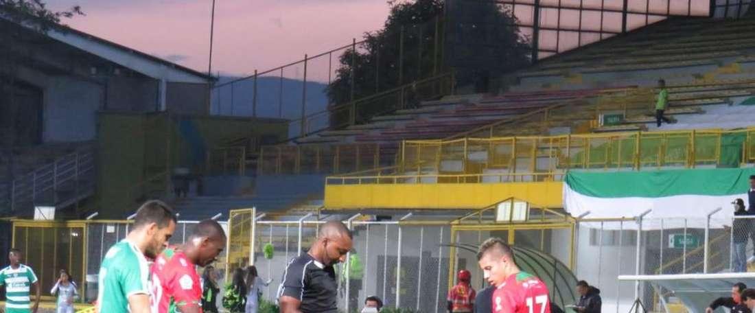 Patriotas se asienta en el top 8 en una tarde de penaltis. Twitter/PatriotasBoySA