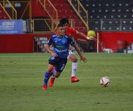 Pérez Zeledón empató 1-1 ante Santos Guápiles. PerezZeledon