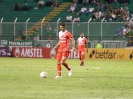 River Plate continúa imparable en casa. ClubRiverPlateParaguay