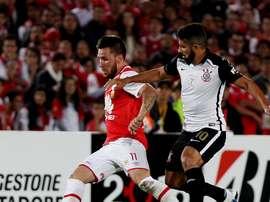 Mendoza poderia ganhar uma vaga no alinhamento do Corinthians. EFE