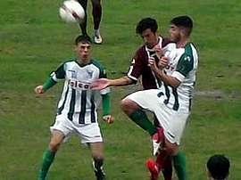 El Atlético Sanluqueño ya es de Segunda B. AtleticoSanluquenoCF