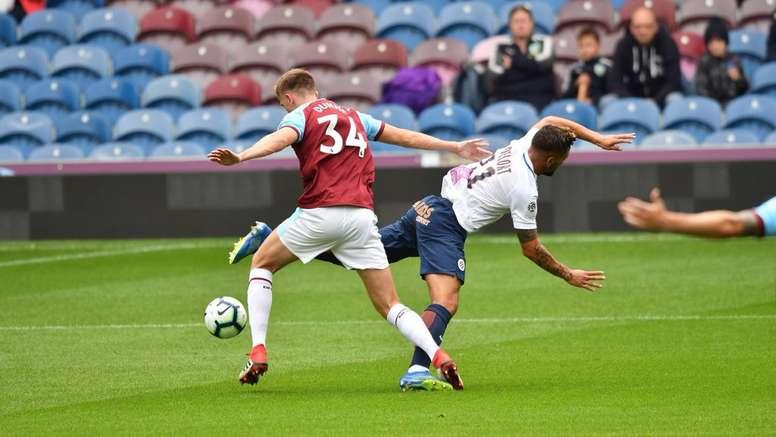 El Burnley empató en su primer choque de la pretemporada como local. Burnley