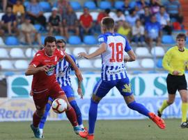 La Ponferradina comienza la temporada muy enchufada. Deportivo