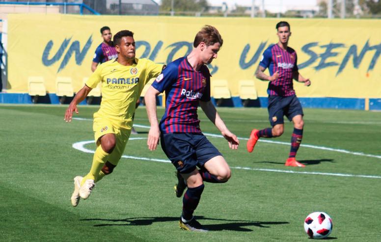 El filial confía en recuperar el liderato. FCBarcelonaB