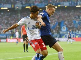 El Hamburgo tiene la oportunidad de asaltar el liderato. Hamburger