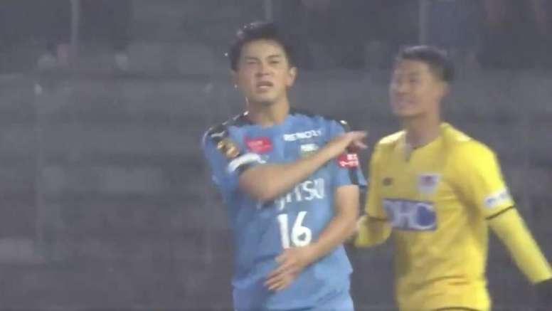 El Sagan Tosu arrancó un punto a domicilio. Twitter/J_League