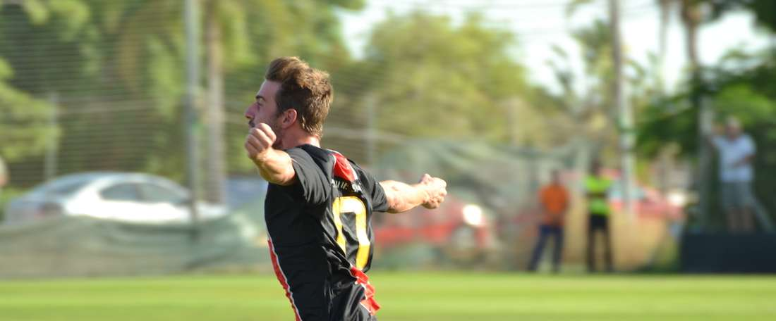 El Unión Adarve sumó tres puntos tras ganarle por la mínima al Castilla. BeSoccer