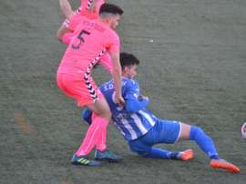 El Castellón cayó en otro encuentro importante. Twitter/CD_Castellon