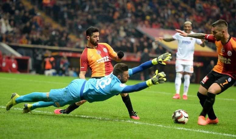 El Galatasaray se queda corto y acaba eliminado de la Copa. GalatasaraySK