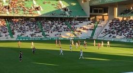 El Yeclano Deportivo informó de un positivo. Twitter/Yeclano_Deportivo