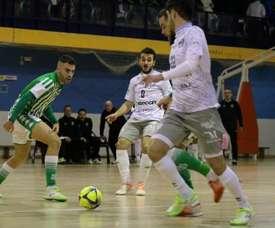 El Betis se impuso en el último minuto. BeSoccer CD UMA Antequera