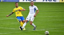 El Teplice se reencontró con el triunfo. FK Teplice
