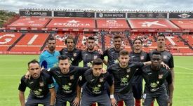 La Nucía disputará por primera vez en su historia la Copa del Rey. Twitter/CDCamiloCano