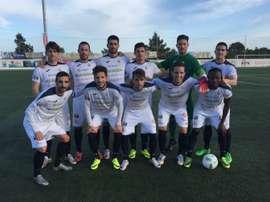 La Penya Deportiva es de Segunda B. PenyaDeportiva