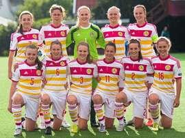 La UEFA no se ha apiadado de la selección femenina sub 19 escocesa. UEFA