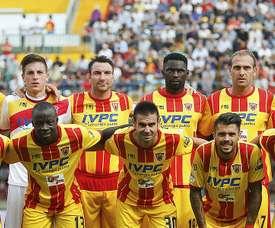 El Benevento ha logrado el tercer billete italiano a Primera. BeneventoCalcio