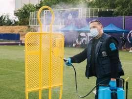 Deux joueurs et un employé de Valladolid, en quarantaine après les tests. RealValladolid