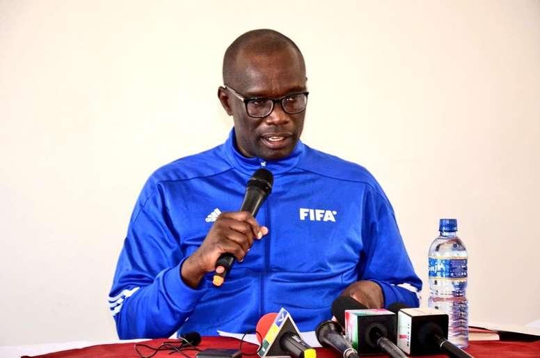 La Liga de Burundi no suspende su campeonato. Twitter/BurundiFF