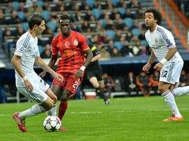 O Real Madrid costuma levar a melhor na Turquia. Galatasaray
