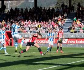 El Athletic agranda la herida de la Real con una remontada en dos minutos. @AthleticClub