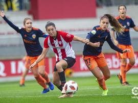 Marta Carro empató en el minuto 91. LaLiga
