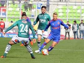 La ANFP accedió a la petición de Wanderers para aplazar el duelo ante Universidad de Concepción. EFE