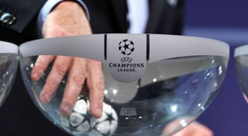 Du lourd pour le PSG et l'OL en Ligue des Champions. Twitter