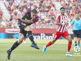 Sporting y Girona, frente a frente. LaLiga