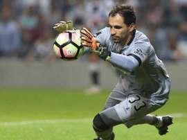 O brasileiro de 31 anos vai permanecer na Liga NOS. BoavistaFC
