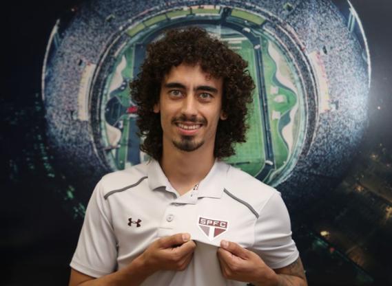 Valdivia, nuevo jugador de Sao Paulo. SaoPauloFC