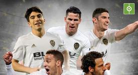 Valência campeão da Copa do Rei 2018-19. BeSoccer