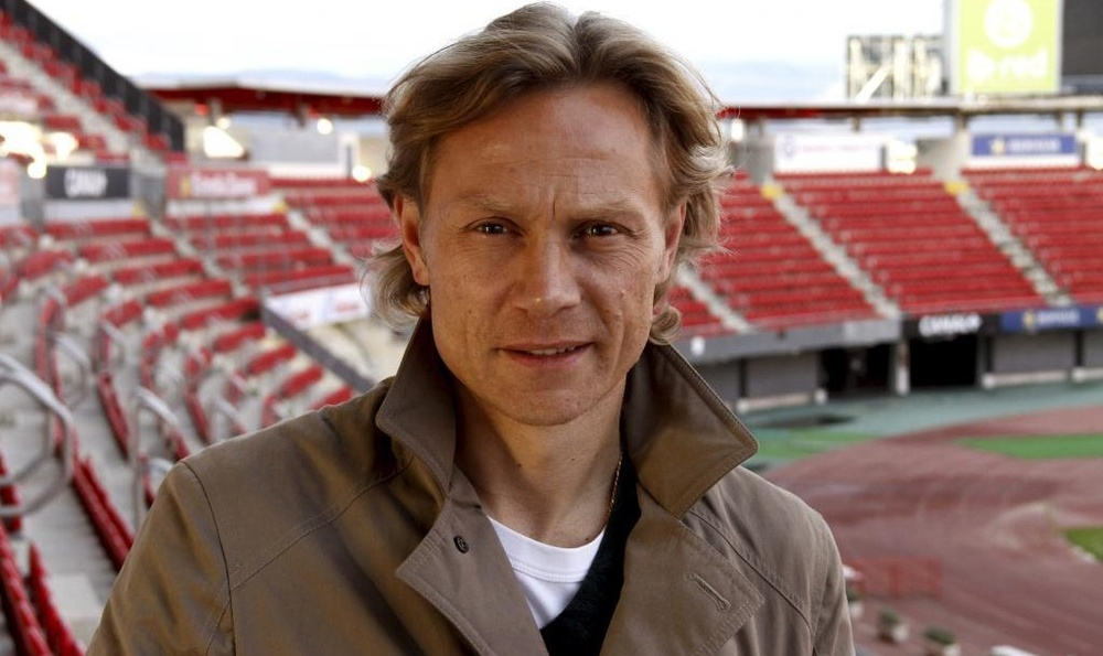 Valeri Karpin, en foto de archivo, dirigirá a la Selección Rusa hasta diciembre. EFE