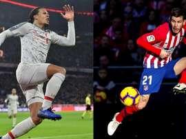 Van Dijk and Lucas have both been big money signings. AFP/EFE