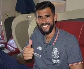 Vaná ainda nem se estreou pelos 'dragões'. FC Porto