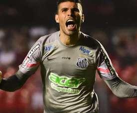 Vanderlei, le mur de Santos. SantosFC