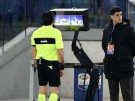 The VAR will continue in Italy. EFE