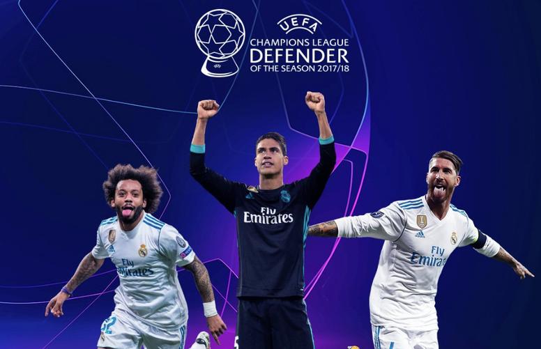 El Real Madrid copa las primeras posiciones. AFP/EFE