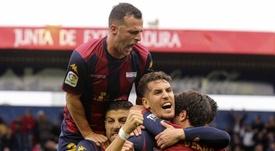 El Extremadura buscará vencer. LaLiga