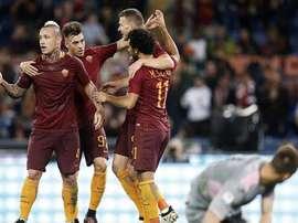 La Roma no quiere sorpresas en los cuartos de la Coppa. EFE