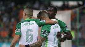 El 'verdolaga' encarrila el pase a la siguiente ronda de los 'play offs'. AtléticoNacional